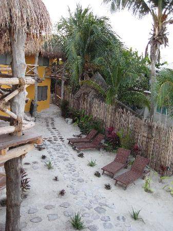 Holbox Dream Beach Front Hotel by Xperience Hotels: view from the room