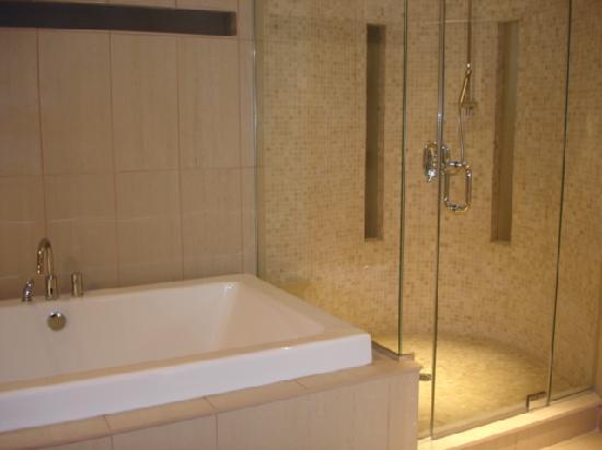 All Suite VIP Saint-Jacques : 207 salle de bain