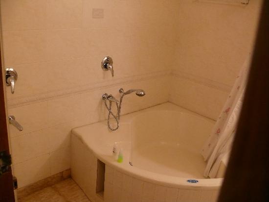 Hotel Singh Sahib : tub