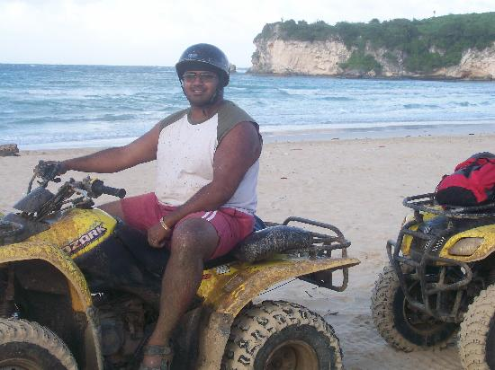 Memories Splash Punta Cana: atv excursion