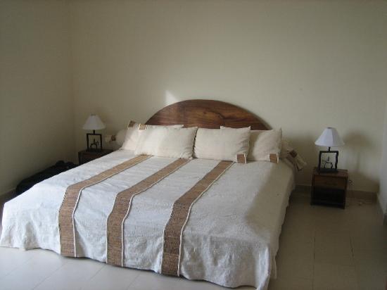 Villa Soudan: Bedroom