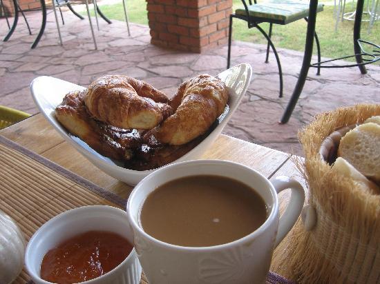 Villa Soudan: Breakfast. Yumm!