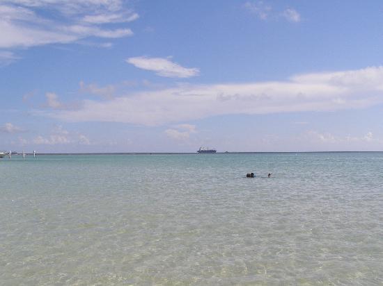 Hotel Zapata : Boca Chica Beach