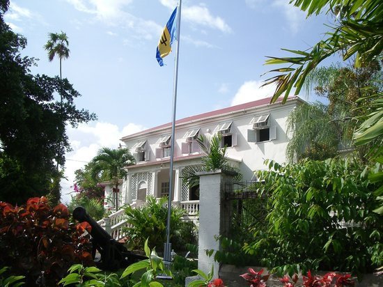 Saint Philip Parish, Barbados: Sunbury Plantation House