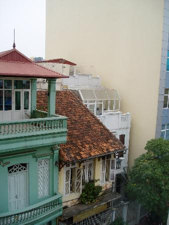 Zenith Hotel Hanoi : view from room