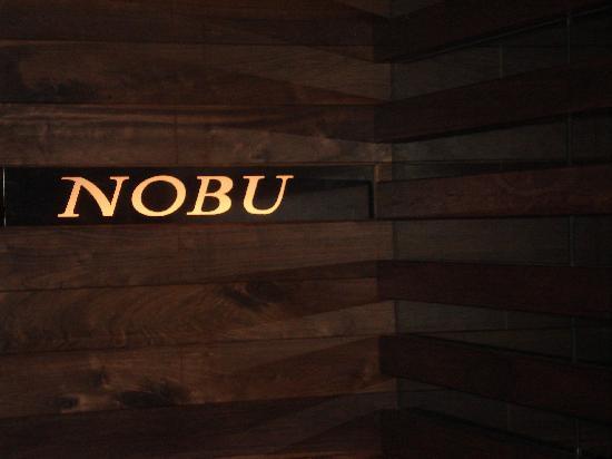 Crown Towers Melbourne: Nubu-japanese restaurant