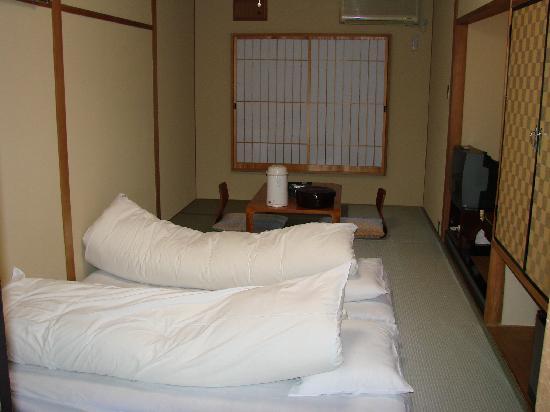 Nishiyama Ryokan: Room