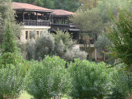 Melas Holiday Village: Restaurant
