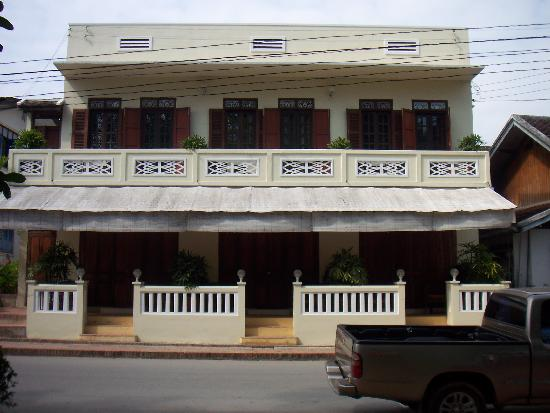 The Apsara: Frontage
