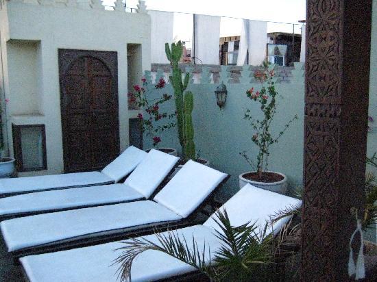 Riad des Arts: Terrace