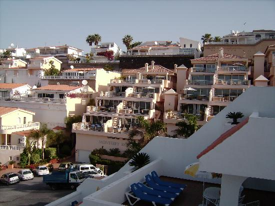 Monterey Royale Hotel Tenerife
