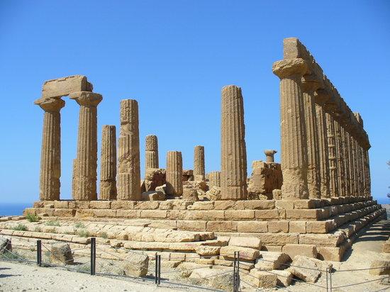 Agrigento, Italy: Tempio di Giunone