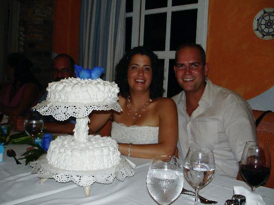 Iberostar Varadero: Wedding Cake and Supper
