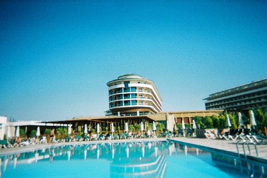 Voyage Belek Golf & Spa: club voyage
