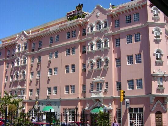 Hotel Del Rey: hotel
