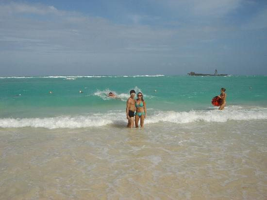 Luxury Bahia Principe Ambar Don Pablo Collection: Beach