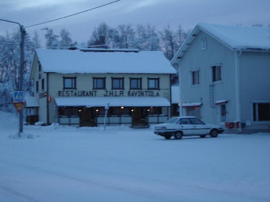 Lapland Hotel Pallas: LAPLAND VILLAGE