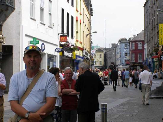 Western Ireland, Ireland: Galway