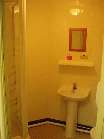 Throstles Nest Hotel : Baño
