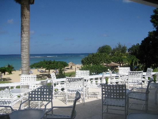 Jamaica Inn : The Bar Veranda Again