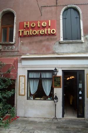 Hotel Tintoretto: Stinky Tintoretto