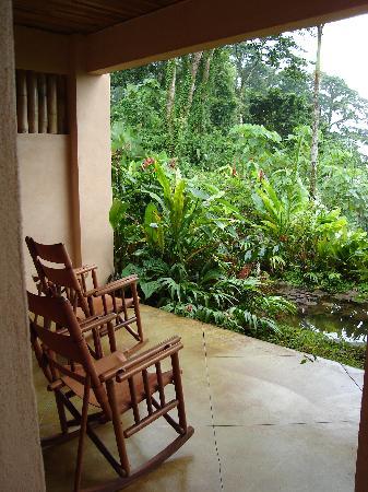 Lost Iguana Resort & Spa: The Patio