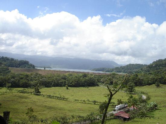 Lost Iguana Resort & Spa: Neighboring Farm and Arenal Lake