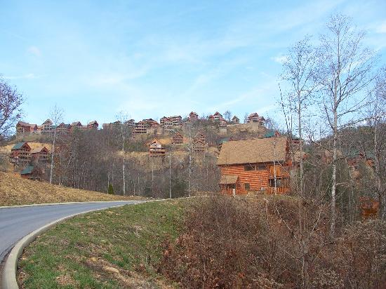 Starr Crest Resort: Cabins