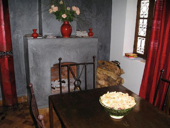Riad Dar Zaman: Diningroom