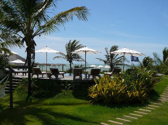Estrela D'Agua: The Pool
