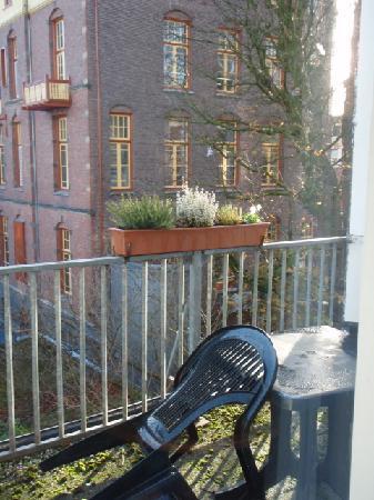 Hotel Hestia: Balcony