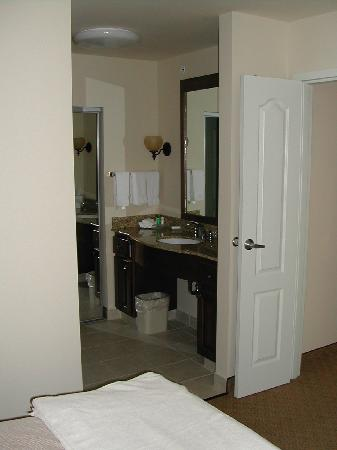 Homewood Suites by Hilton Fargo: Bathroom area
