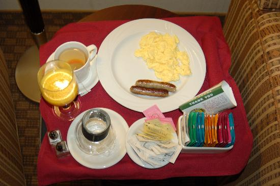 Quality Inn Gresham: In room breakfast