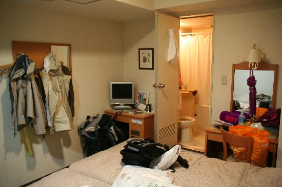 Suigetsu Hotel Ohgaisou : Room