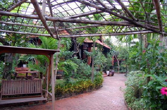 Betel Garden Villas: View of rental units and gardens