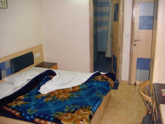 Hotel Madonna : decent room