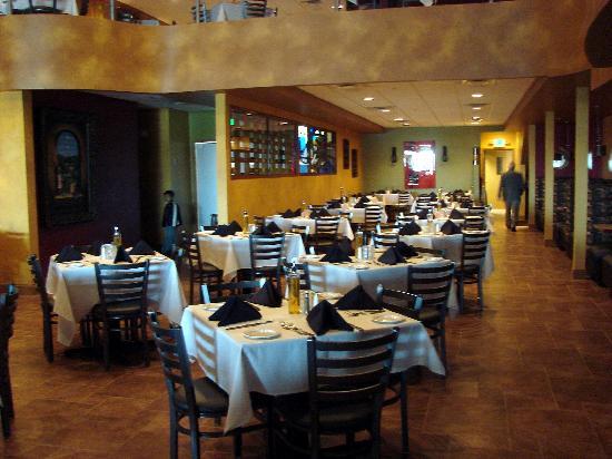 Liberatore S Ristorante Catering Dining Area