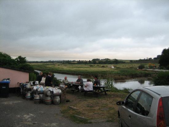 View from the Bridge Inn