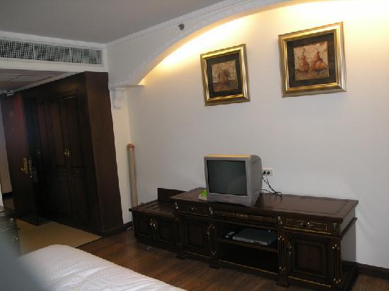 โรงแรมแอลเค เมโทรโปล: Standard room
