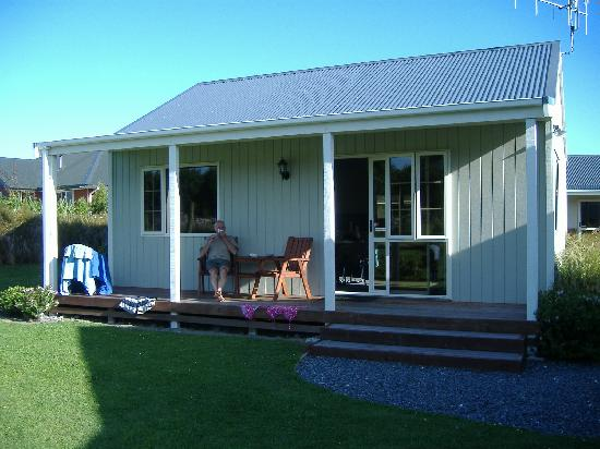 Our little home for our stay!