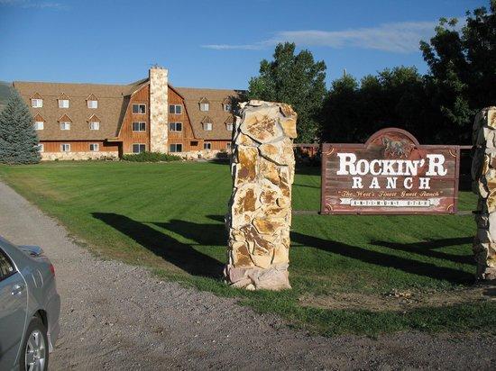 Rockin' R Ranch: La grande insegna
