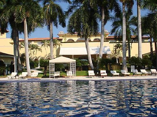 Casa Velas: foto de la piscina