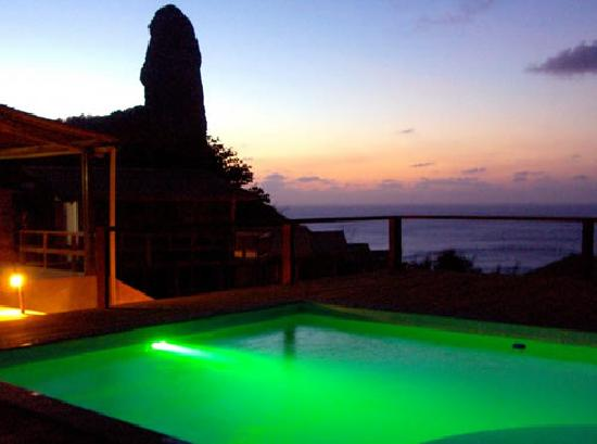 Pousada Solar de Loronha: swimming pool