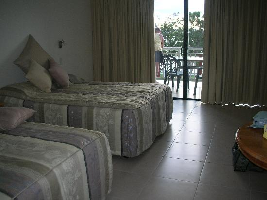 Seaview Motel: Room in New Wing