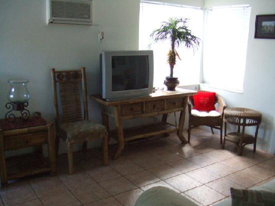 Best Florida Resort : tv set