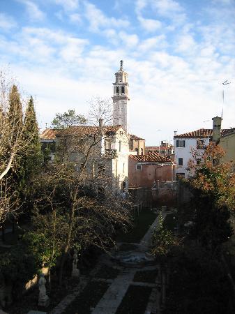San Sebastiano Garden Hotel: Garden