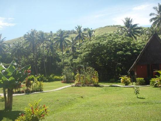 Mango Bay Resort Fiji: B E A utiful landscape and facitliles