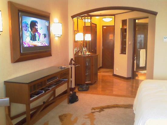 Sheraton Imperial Kuala Lumpur Hotel: View of entrance area