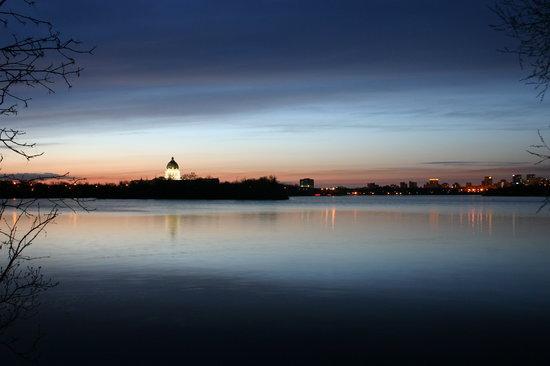 Реджайна, Канада: Wascana Lake