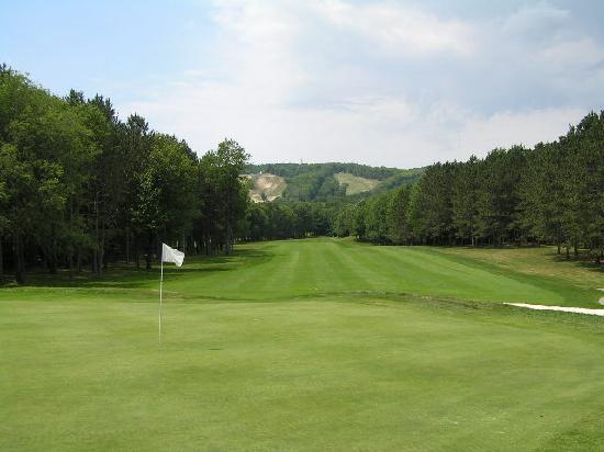Heather Course at Boyne Highlands: Heather Golf Course, Boyne Highlands